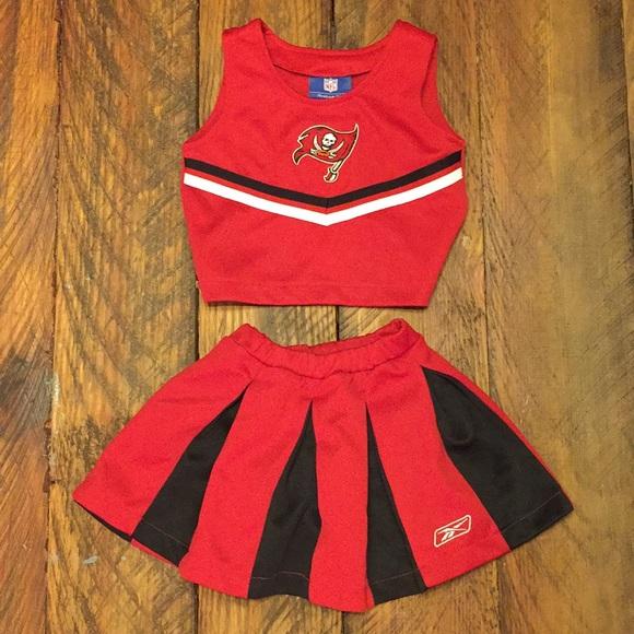 4d90f884 Reebok Tampa Bay Bucs cheerleading outfit